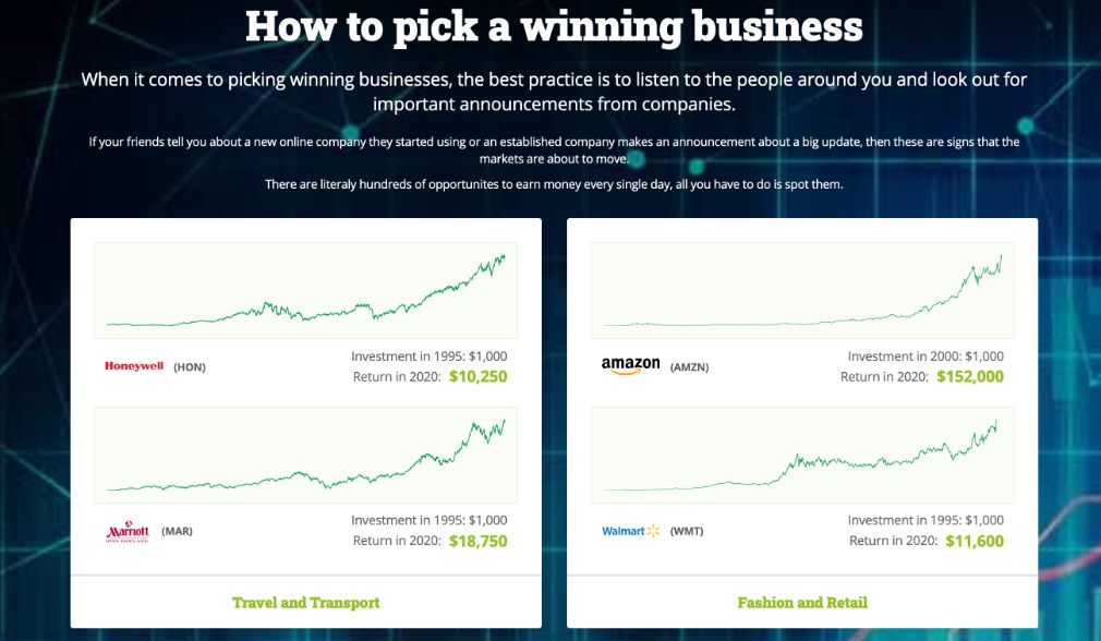 Profit Secret how to pick a winning business
